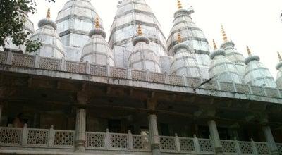 Photo of Hindu Temple ISKCON at Off Juhu Road, Mumbai 400 049, India