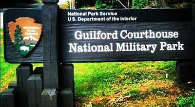 Photo of Historic Site Guilford Courthouse National Military Park at 2332 New Garden Rd, Greensboro, NC 27410, United States