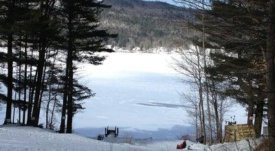 Photo of Trail Adirondack Mountains, New York at Keene Valley, NY 12845, United States