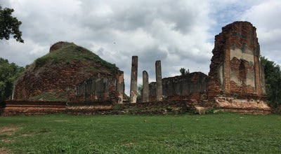 Photo of Historic Site วัดนครโกษา at Tha Hin, Thailand