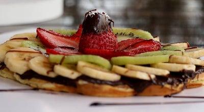 Photo of Dessert Shop Alcatraz Waffle Kumpir Coffee at Şehit Hamit Fendoğlu, Malatya, Turkey