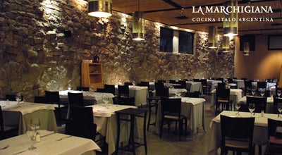 Photo of Italian Restaurant La Marchigiana at Patricias Mendocinas 1550, Mendoza M5500EAV, Argentina