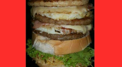 Photo of Burger Joint Baixinho Lanches at Brazil