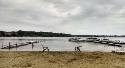 Photo of Beach LZ heights Beach at 21401-21499 N Rand Rd, Lake Zurich, IL 60047, United States