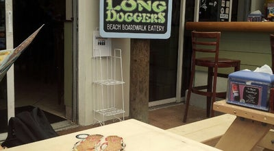 Photo of Hot Dog Joint Long Doggers at 1201 South Patrick Dr, Satellite Beach, FL 32937, United States