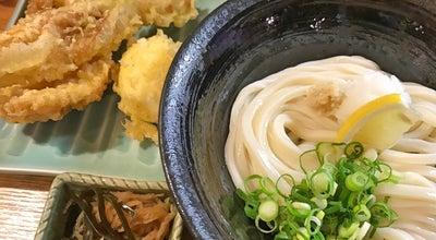 Photo of Food 讃岐うどん房 鶴越 at 本町4丁目4-8, 上越市, Japan