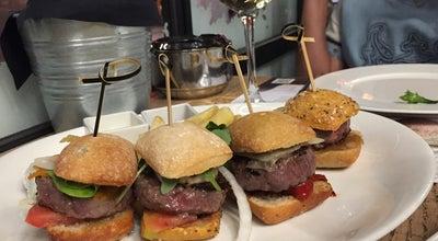 Photo of Burger Joint De Santa Rosalia at Calle De Arbieto, 48008 Bilbao, Spain