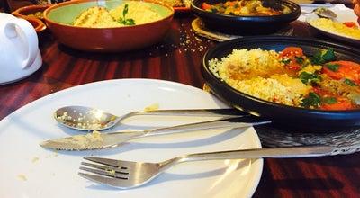 Photo of Moroccan Restaurant Maghreb at Burakowska 9, Warszawa 01-066, Poland