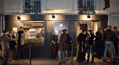 Photo of Burger Joint Hank Vegan Burger at 55 Rue Des Archives, Paris 75003, France