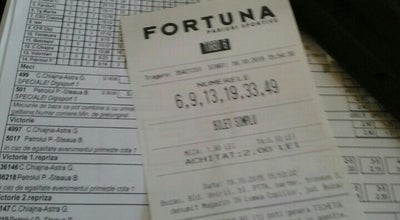 Photo of Casino Fortuna Bet at Romania