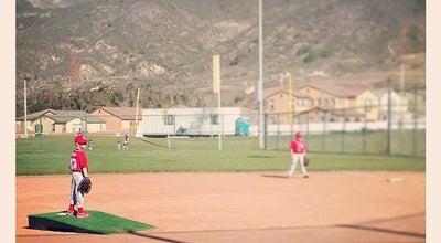 Photo of Baseball Field Coyote Canyon Park at 5051 Duncan Canyon Rd, Fontana, CA 92336, United States