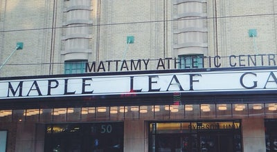 Photo of Historic Site Maple Leaf Gardens at 60 Carlton St., Toronto, ON M5B 1L1, Canada