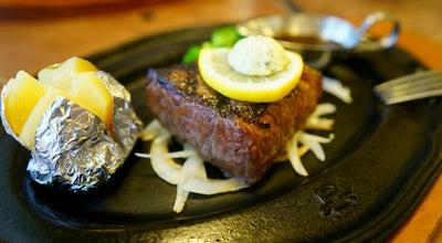 Photo of Steakhouse 肉の万世 岩槻インター店 at 加倉3-8-18, さいたま市岩槻区 339-0056, Japan
