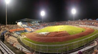 Photo of Stadium Stadium Tan Sri Dato' Hj Hassan Yunos at Jalan Dato' Ja'afar, Johor Bahru 80350, Malaysia