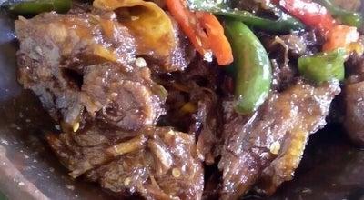 "Photo of Asian Restaurant Iga Bakar ""Pak Wid"" at Jl. Merapi No. 1, Boyolali 57311, Indonesia"