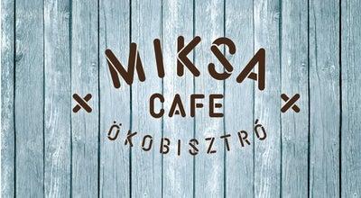 Photo of Cafe Miksa Cafe at Falk Miksa U. 5., Budapest 1055, Hungary