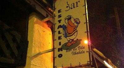 Photo of Bar Estaleiro Bar at Rua Dr. Carvalho, 186, Ilhabela 11630-000, Brazil