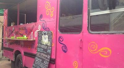 Photo of Food Truck CHUVYK Food Truck Grill at Jaime Torres Bodet, Santa María La Ribera 06400, Mexico