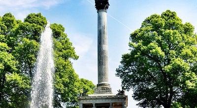 Photo of Monument / Landmark Friedensengel at Europaplatz 1, München 81675, Germany
