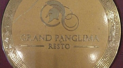 Photo of Chinese Restaurant Grand Panglima Restaurant at Jl. Panglima Polim 25, Kediri, Indonesia