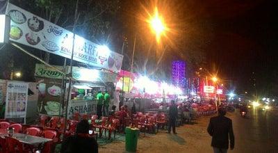 Photo of Street Food Gathering Law Garden Khau Galli at Law Garden, Ahmedabad, India