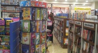 Photo of Bookstore Ada Kitapevi at Piazza Avm, Merkez, Turkey