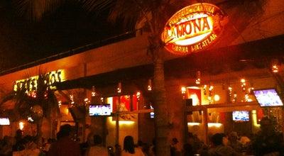 Photo of Pizza Place La Mona Marina at Paseo De La Isla 2219, Mazatlan 82103, Mexico