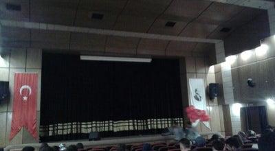 Photo of Concert Hall kırıkkale il kültür merkezi at Turkey