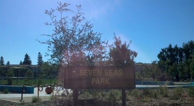 Photo of Park Seven Seas Neighborhood Park at 1010 Morse Ave, Sunnyvale, CA 94089, United States