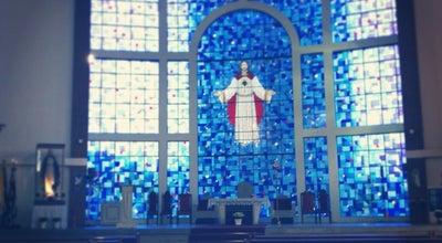 Photo of Church Paróquia Universitária do Sagrado Coração de Jesus at Rua Benedito Moreira Pinto, Bauru, Brazil