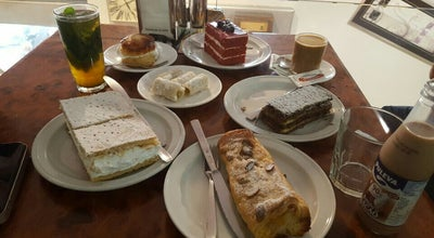Photo of Dessert Shop Confitería Montemar at Calle Carlos V 44, Melilla 52006, Spain
