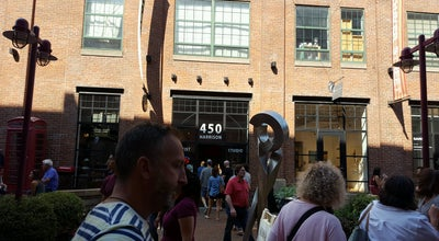 Photo of Art Gallery 450 Harrison Ave (Artist Studios) at 450 Harrison Ave, Boston, MA 02118, United States