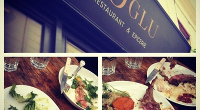 Photo of Gluten-free Restaurant Noglu at 16 Passage Des Panoramas, Paris 75002, France