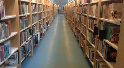 Photo of Library Hovedbiblioteket at Rendsburggade 2, Aalborg 9000, Denmark