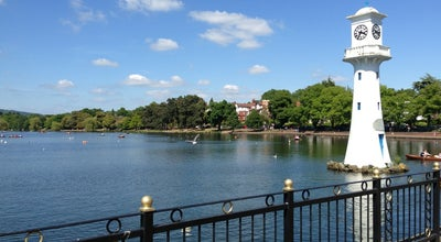 Photo of Lake Roath Lake at Roath Park, Cardiff, United Kingdom