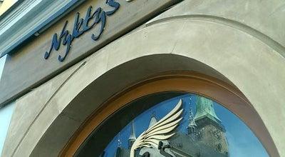 Photo of Cafe Nykty's at Náměstí Republiky 12, Plzeň 30100, Czech Republic