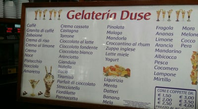 Photo of Ice Cream Shop Duse at Via Eleonora Duse 1e, Roma 00197, Italy