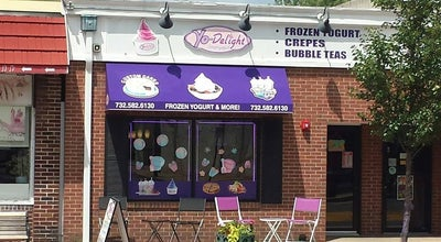 Photo of Frozen Yogurt Yo-Delight at 82 Main St, Woodbridge, NJ 07095, United States
