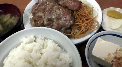 Photo of Diner 花月食堂 at 東本町 1-11-14, 柏崎市, Japan
