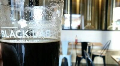Photo of Brewery Black Lab Brewhouse & Kitchen at Plaça Pau Vila, 1, Barcelona 08039, Spain