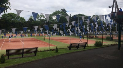 Photo of Tennis Court Mount Pleasant Lawn Tennis Club at Mt Pleasant Sq, Dublin 6, Ireland