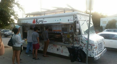 Photo of Other Venue Kogi BBQ Truck at 4372 Eagle Rock Blvd, Los Angeles, CA 90041