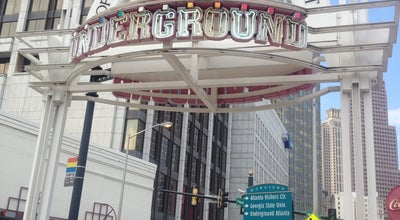 Photo of Mall Underground Atlanta at 50, Atlanta, GA 30303, United States