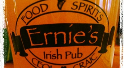 Photo of Bar Ernie's Irish Pub at 1322 Ludington St, Escanaba, MI 49829, United States