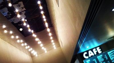 Photo of Movie Theater Barbican Cinemas 2&3 at Beech St, Barbican EC2Y 8AE, United Kingdom