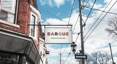 Photo of BBQ Joint Barque Smokehouse at 299 Roncesvalles Avenue, Toronto, ON M6R 2M3, Canada