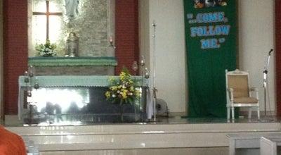 Photo of Church St. Jude Thaddeus Parish at Gen. Malvar Street, Davao City 8000, Philippines