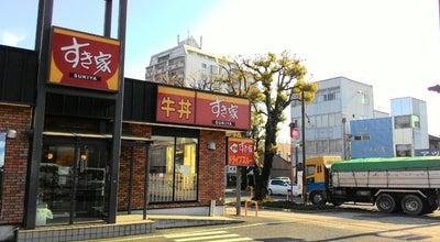 Photo of Diner すき家 10号都城上町店 at 上町1街区15, 都城市 885-0072, Japan