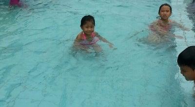 Photo of Pool Kolam Renang. PT. Pusri at Jalan Insinyur Ibrahim Zakir, Palembang, Indonesia