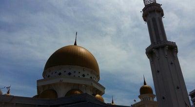 Photo of Mosque Masjid Bandar Diraja at Jalan Pasar, Klang, Malaysia